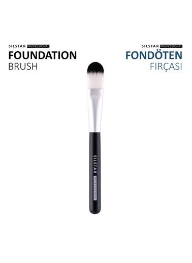 Silstar Foundation Brush - Fondöten Fırçası Renksiz
